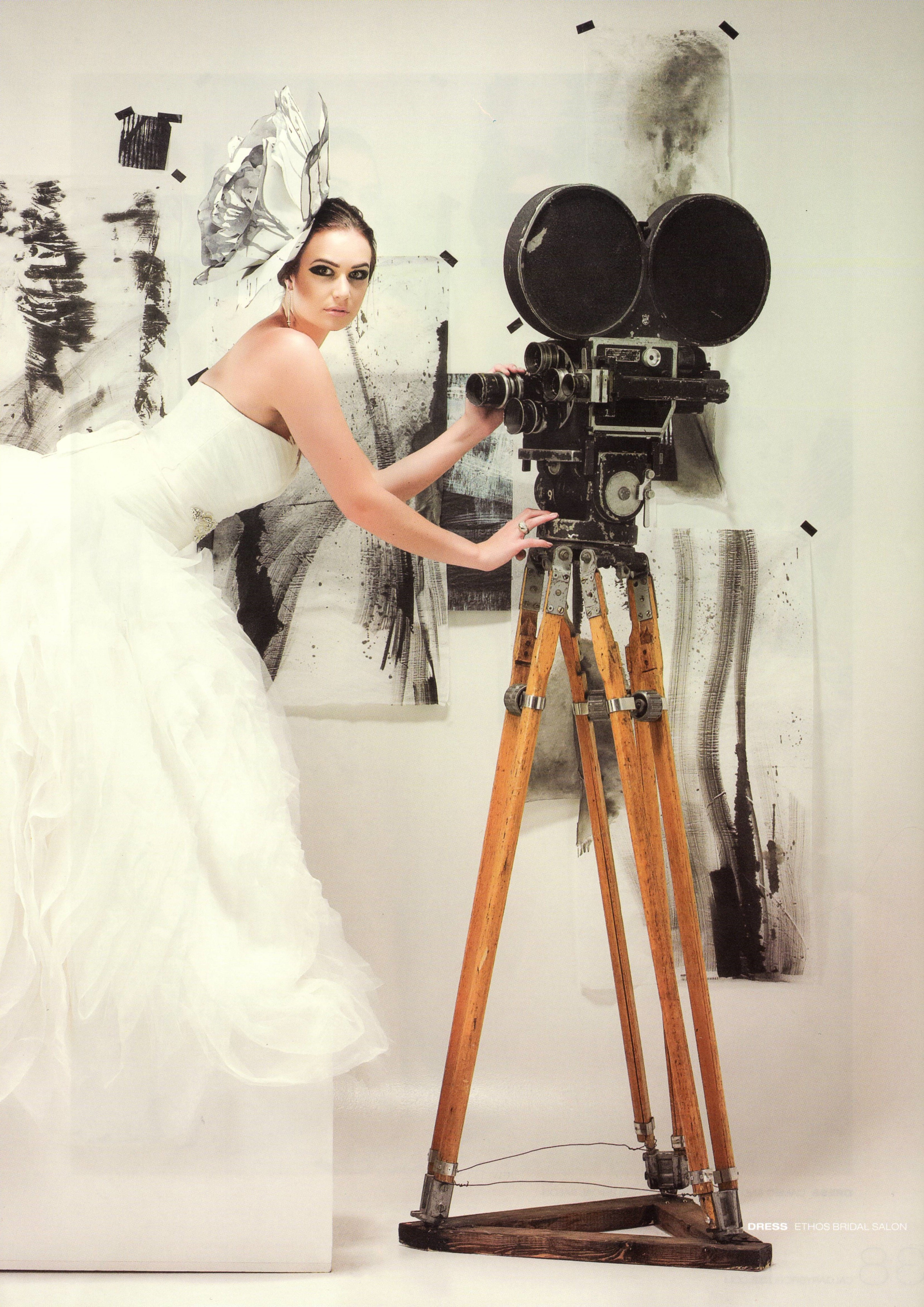 Sarah Moore Model