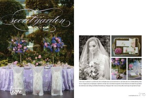Luxe by Calgary Bride Issue 3 - 2015 Alan Maudie Photography Julianne Young Weddings Devonian Gardens Decor - Celebration Creation, SPecial Event Rentals Calgary Florals - Amborella Floral Studio Stationary Bllom Invites MUA - Trena Olfert Model - Jessica Fashion - Cameo & Cufflinks