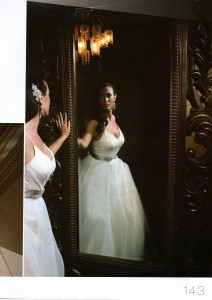 The Heist Luxe by Calgary Bride Issue 1 2013 Hanafoto Julianne Young Weddings Mandala Floral Studio Makeup - Trena Olfert Hair - Michelle Scabar Dresses - Frocks Venue- The Bank Cake- Cakes with Attitude Model - Tara